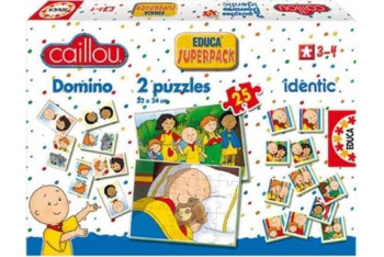 Educa Superpack Serisi
