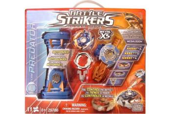 Mega Bloks Battle Strikers Başlangıç