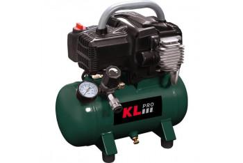 Klpro KLK6 1.5HP 6Lt 8Bar Yağsız Hava Kompresörü