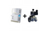 3MK Doğalgaz Emniyet Seti 3MK-5120D Doğalgaz Dedektörü Otomatik Gaz Kesme Sistemi