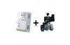 3MK Karbonmonoksit Emniyet Seti 3MK-C0220 Pilli ve Şarjlı Karbonmonoksit Dedektörü Otomatik Gaz K