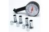 ModaCar Hava Ölçme Saati Nikelajlı Sibop Kapağı Set ! 57a012