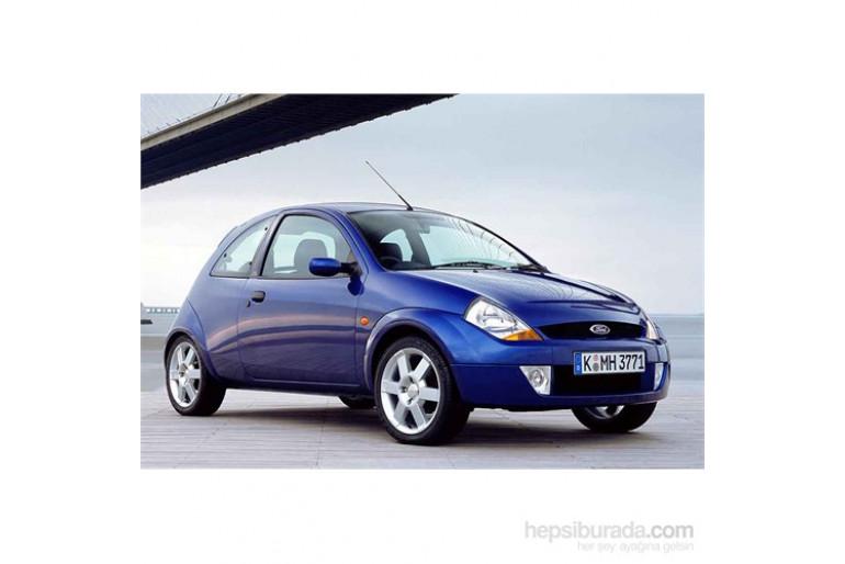 Ford Ka 1997-2008 Siyah Teyp Çerçevesi