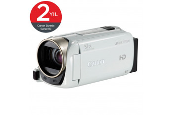 Canon HFR-506 - Beyaz Essential Pack - 4 GB Pack Dijital Video Kamera