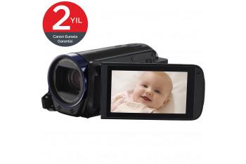 Canon Legria HF-R606 Dijital Video Kamera Essential Pack - siyah