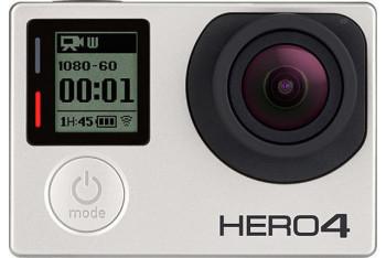 GoPro Hero 4 Silver Edition - Adventure
