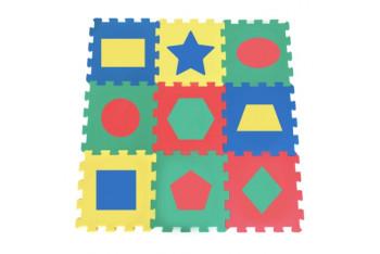 Akarpolimat 33 x 33 - 9 mm Geometri Şekiller