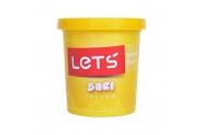 Lets Oyun Hamuru Tek Renk 150 Gr L-8340