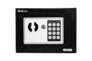 Mühlen Schutz 17B Elektronik Para Ve Değerli Eşya Kasası (Siyah) - Siyah