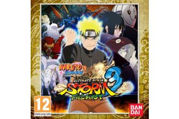 Naruto Shippuden Ultimate Ninja Storm 3 - Full Burst