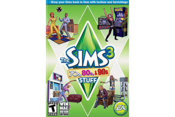 The Sims 3 70s 80s 90s Stuff