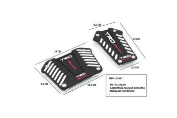 Modacar Trd Sportivo Otomatik Vites Pedal Seti 104356