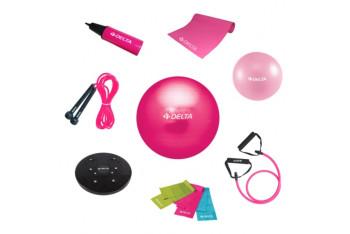 Delta Deluxe High - Pleasure Pilates Egzersiz Seti - GN