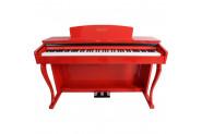 Jwin Sapphire SDP-220RD Çekiç Aksiyonlu 88 Tuşlu Piyano (Kırmızı)