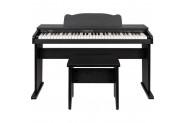Kozmos Kkp-161Bk Dijital Çocuk Piyanosu + Tabure + Kulaklık + Metod