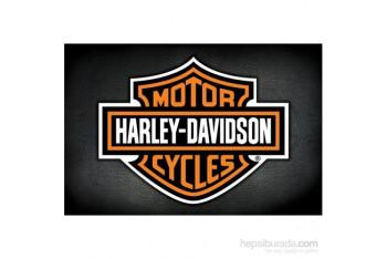 Harley Davidson Logo Maxi Poster