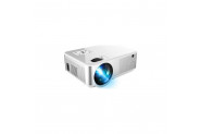 Cheerlux C9 Beyaz Mini LED 1080P Full Hd Sinema Projeksiyon Cihazı