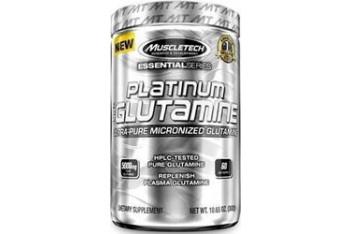 Muscletech Platinum 100 Glutamin 300gr