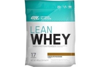 Optimum Nutrition Lean Whey High-Protein Powder 465gr