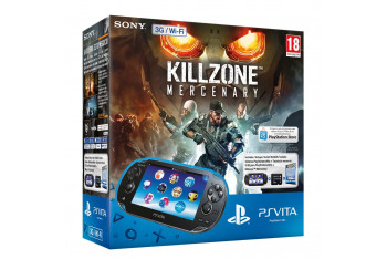 Ps Vita 3G Wifi /Killzone Mercenary