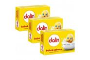 Dalin Baby Sabun 100 gr x 3 Adet