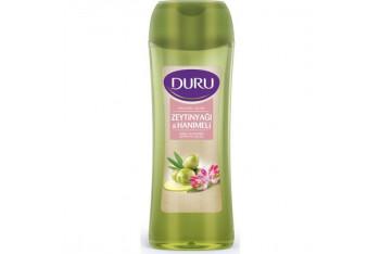 Duru Natural Olive Zeytinyağı & Hanımeli Duş Jeli 450 ml