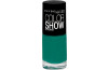 Maybelline New York Color Show Oje 120 Urban Turquoise
