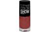 Maybelline Show Oje 465 Brick Shimmer