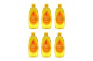 Johnsons Baby Göz Yakmayan Bebek Şampuanı 200 ml - 6 Adet