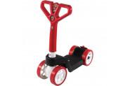 Furkan Toys Max Speed 4 Tekerlekli Scooter Katlanır Direksiyon