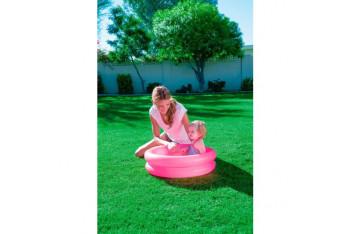 Bestway 51061 2 Halkalı Renkli Çocuk Havuzu 61 * 51 Cm