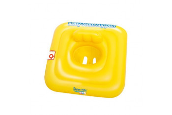 Bestway Baby Float Şişme Bebek Havuzu Şişme Bebek Botu Kare 32050