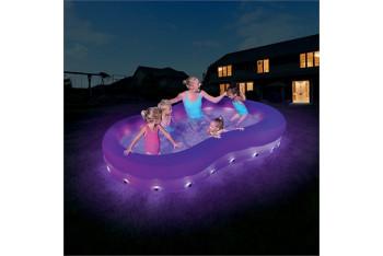 Bestway Işıklı Şişme Aile Havuzu 54135