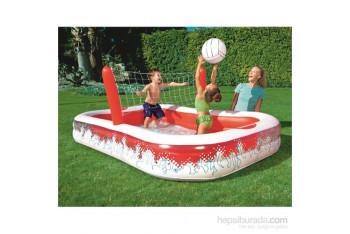 Bestway Voleybol Şişme Çocuk Havuzu 54125