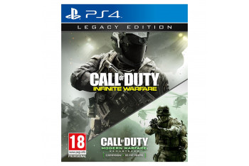 Ps4 Call Of Duty Infinite Warfare LEGACY ED