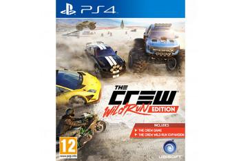 Ps4 The CREW WILD RUN Edition