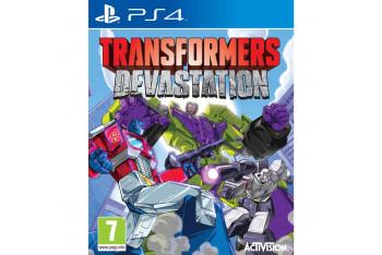 Ps4 Transformers Devastation