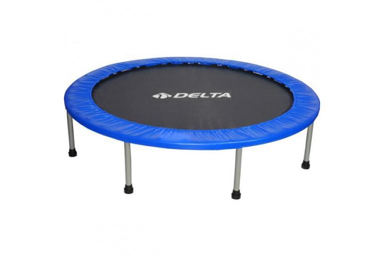 Delta 127 cm Deluxe Mavi Trampolin (50 inç Trambolin)