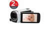 Canon Legria HF-R606 Dijital Video Kamera Essential Pack - Beyaz