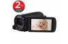 Canon Legria HF-R606 Dijital Video Kamera Essential Pack - siyah