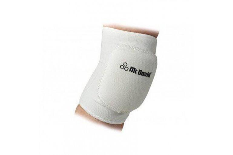 MC David Jumpy Knee Pad Voleybol Dizliği Beyaz