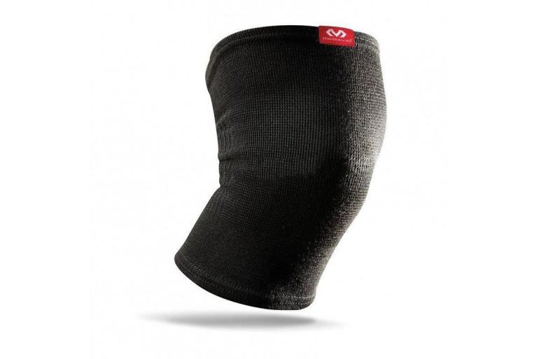 MC David Knee 2 Way Elastic Sleeve Diz Desteği Siyah