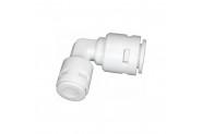 Su Arıtma Cıhazı Filtre Dirseği, L Dirsek 6 Mm Horum Quick Bağlantılı 5 Adet