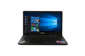 "Casper CN-V5K6100A Core i3 6100U 2.3 GHz - 4 GB RAM - 500 GB HDD - 15.6"" Notebook"