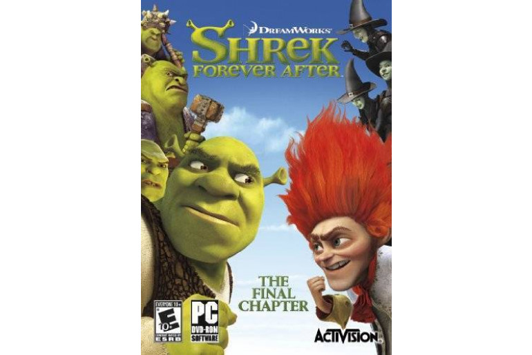 Shrek Forever After Full Movie In Hindi Dual Audio