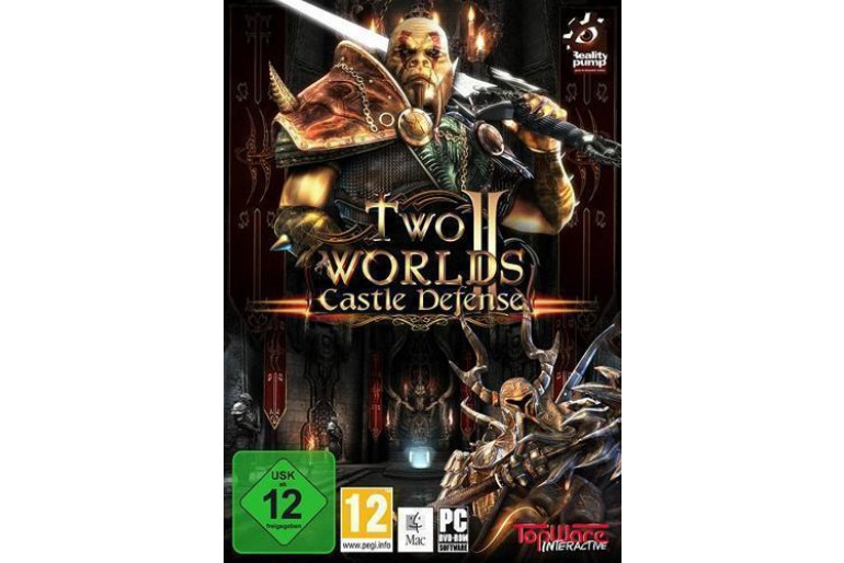 Серийный номер для 1 главы two worlds 2