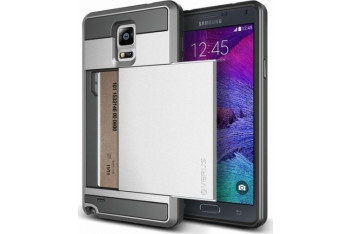 Damda Slide - Galaxy Note 4 Light Silver