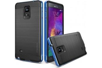 Iron Shield - Samsung Galaxy Note 4 Mavi