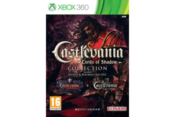The Castlevania Lords of Shadow Collection