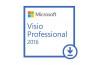 Microsoft Online Visio Pro 2016 Win All Lng PK Dijital İndirilebilir Lisans